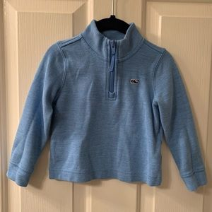 Vineyard Vines 1/4 Zip 💙 EUC